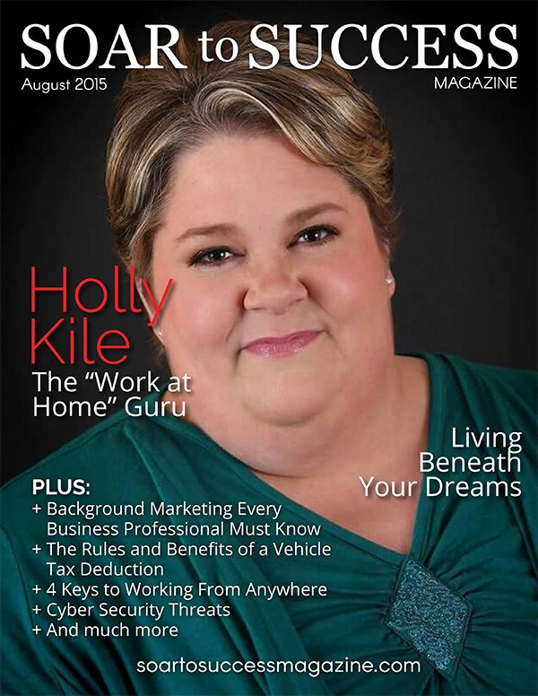 Holly Kile Soar To Success August 2015