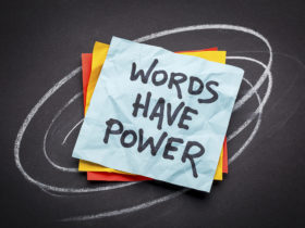 words have power